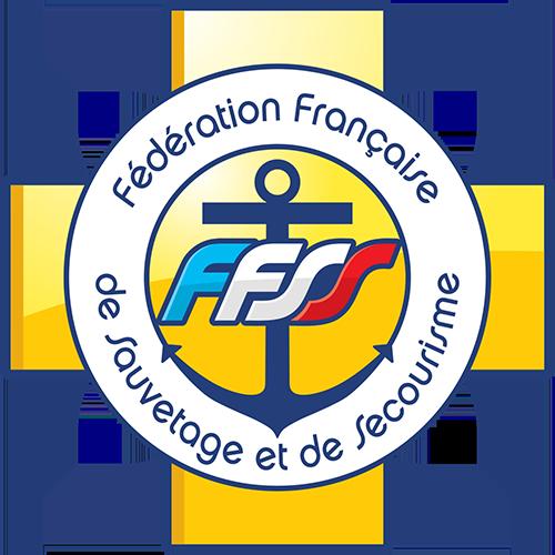 Logo Fédération Française de Sauvetage et de Secourisme