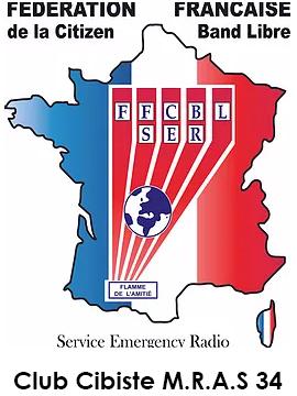 Logo Club Cibiste M.R.A.S 34