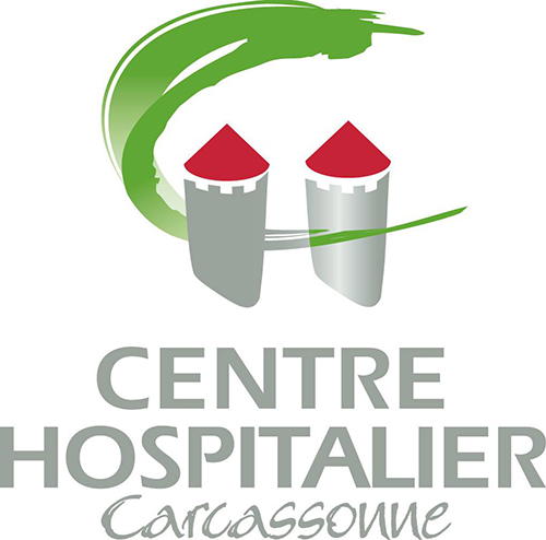 Logo Hôpital de Carcassonne