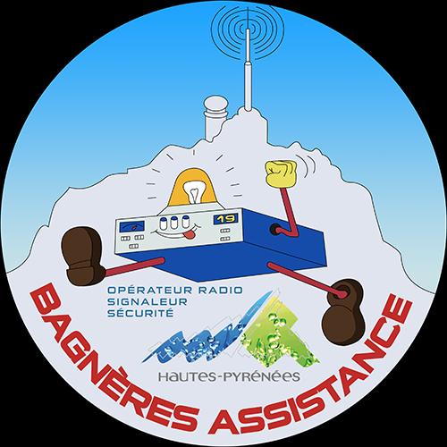 Logo Bagnères Assistance